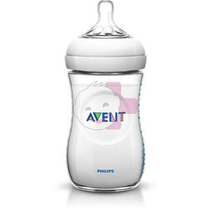 AVENT Butelka do karmienia Natural 260 ml (sm 1+) SCF693/17