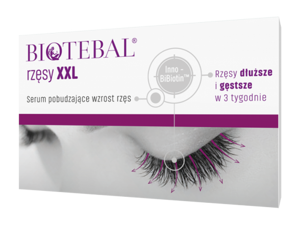 Biotebal rzęsy XXL x3 ml