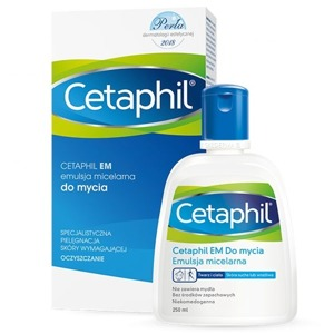 Cetaphil EM Do mycia Emulsja micelarna  250ml