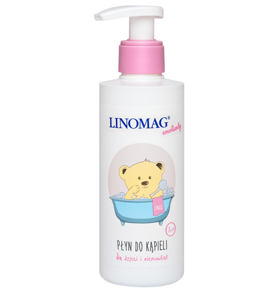 LINOMAG Płyn do kąpieli 200ml