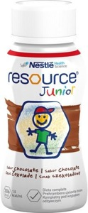 Resource Junior smak czekoladowy 200ml